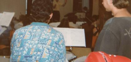 Coro y Orquesta Filarmónico de Jovenes Europeos